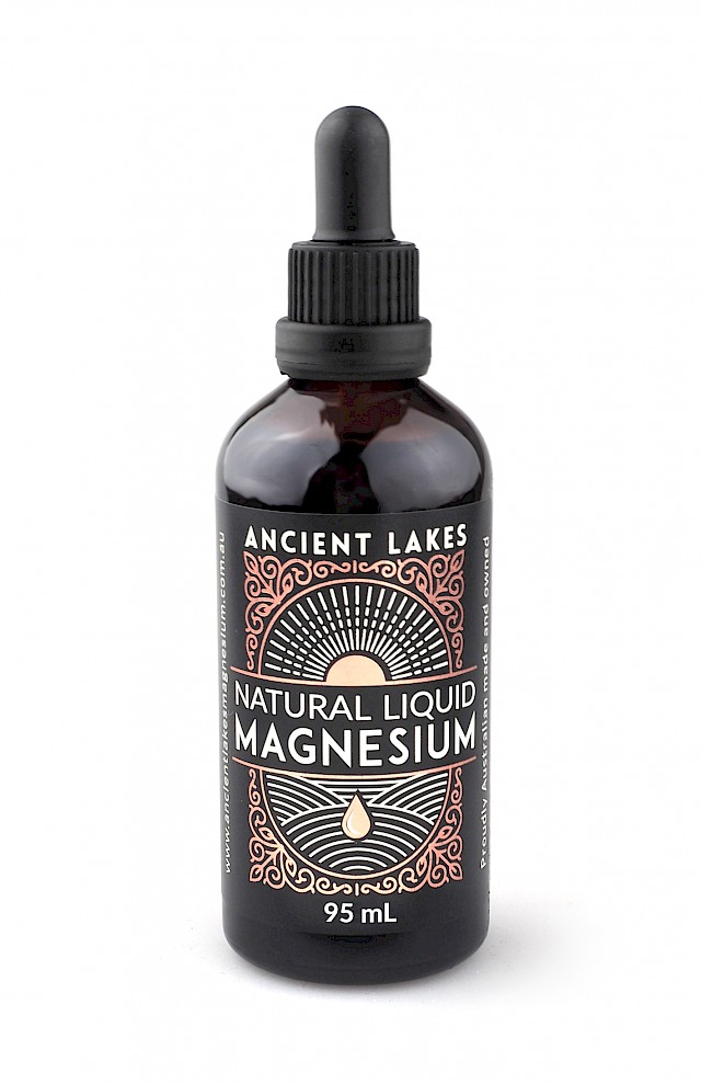 Natural Liquid Magnesium 95mL