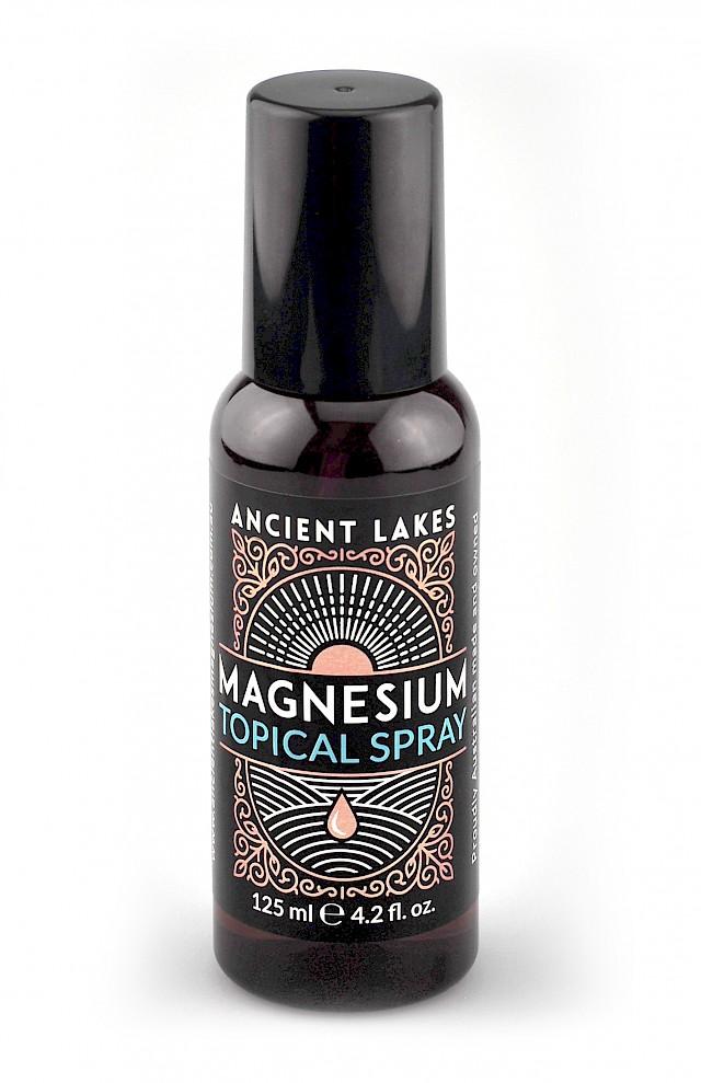 Magnesium Topical Spray (Magnesium Oil)