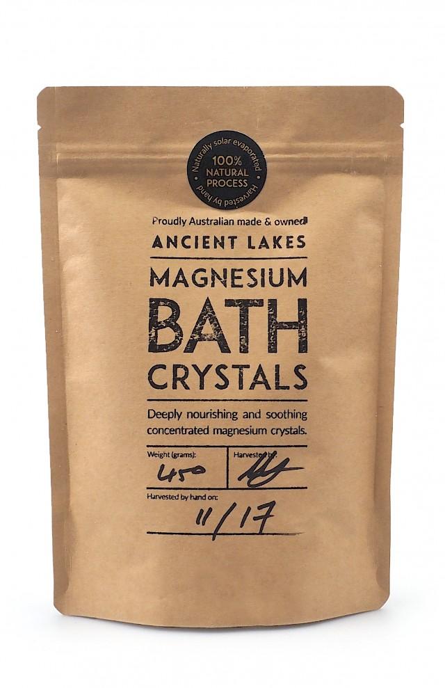 Magnesium Bath Crystals