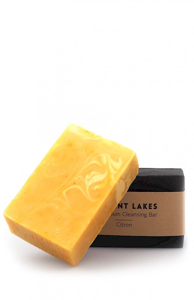 Magnesium Cleansing Bar - Citron