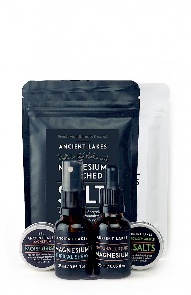 Ancient Lakes Sample Pack