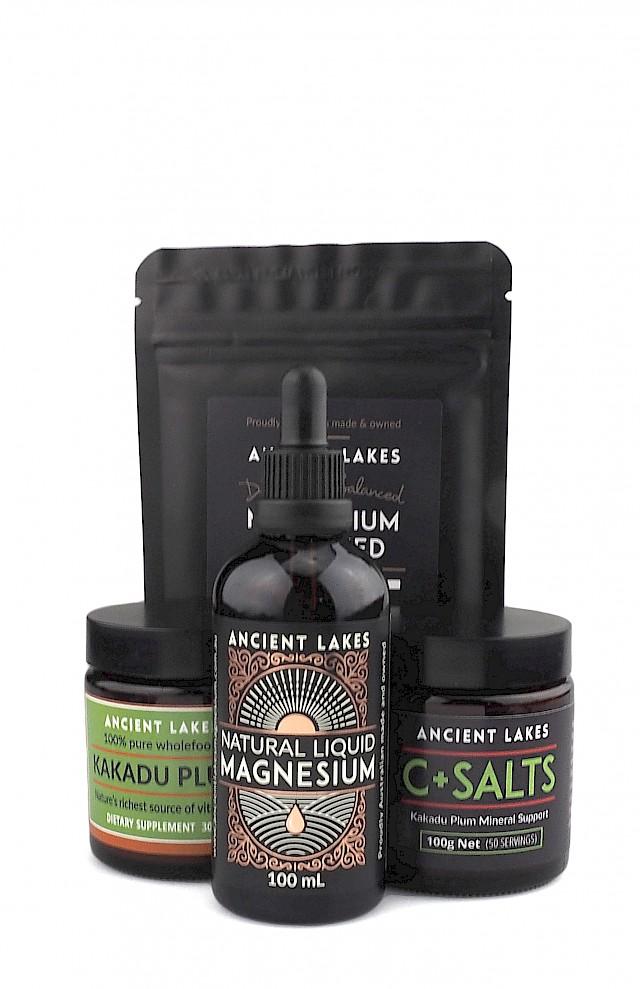 Kakadu Plum + Minerals Pack