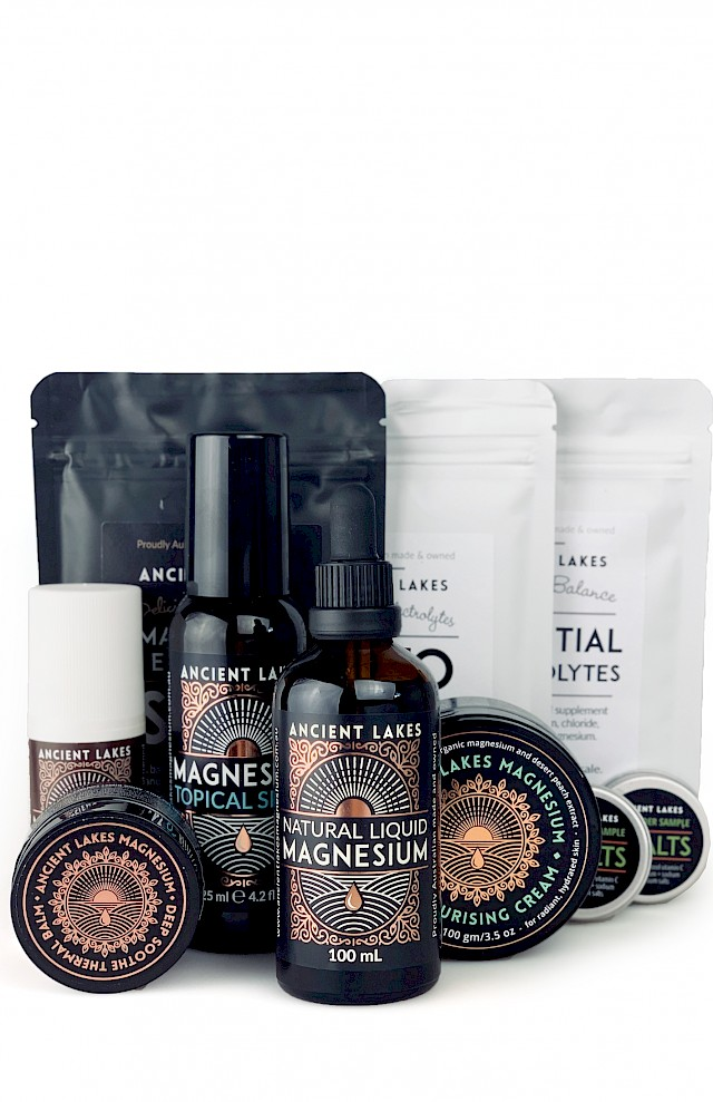 Ancient Lakes Deluxe Sampler Pack
