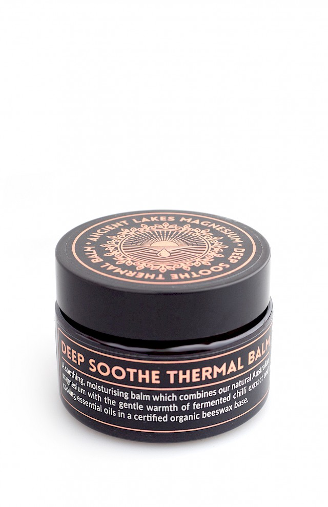 Deep soothe thermal balm